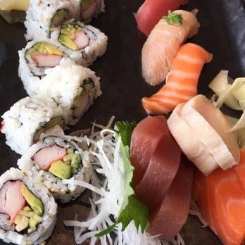 Photo of Sozo Sushi & Lounge - Houston, TX, United States. Lunch combo