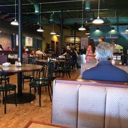 Photo Of The Patio Italian Restaurant Madisonville Tn United States Dinning Area