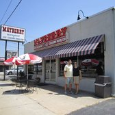 Photo Of Mayberry Ice Cream Restaurants High Point Nc United States Outside