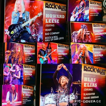 Raiding The Rock Vault - 327 Photos & 386 Reviews - Music Venues