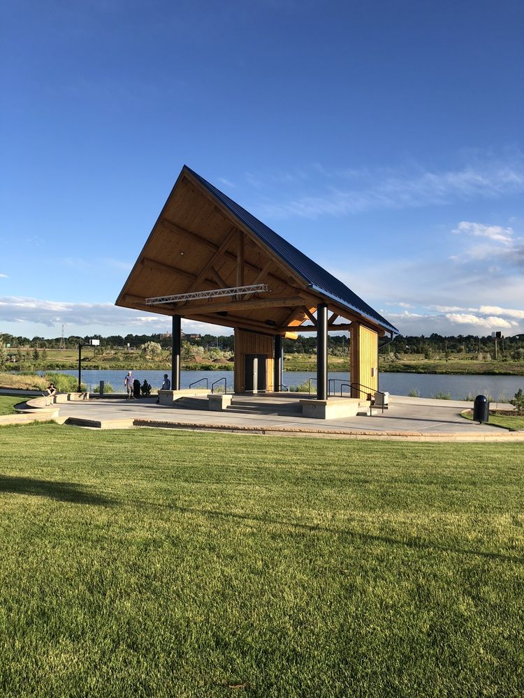 Clear Creek Valley Park: 3700 W 58th Pl, Arvada, CO
