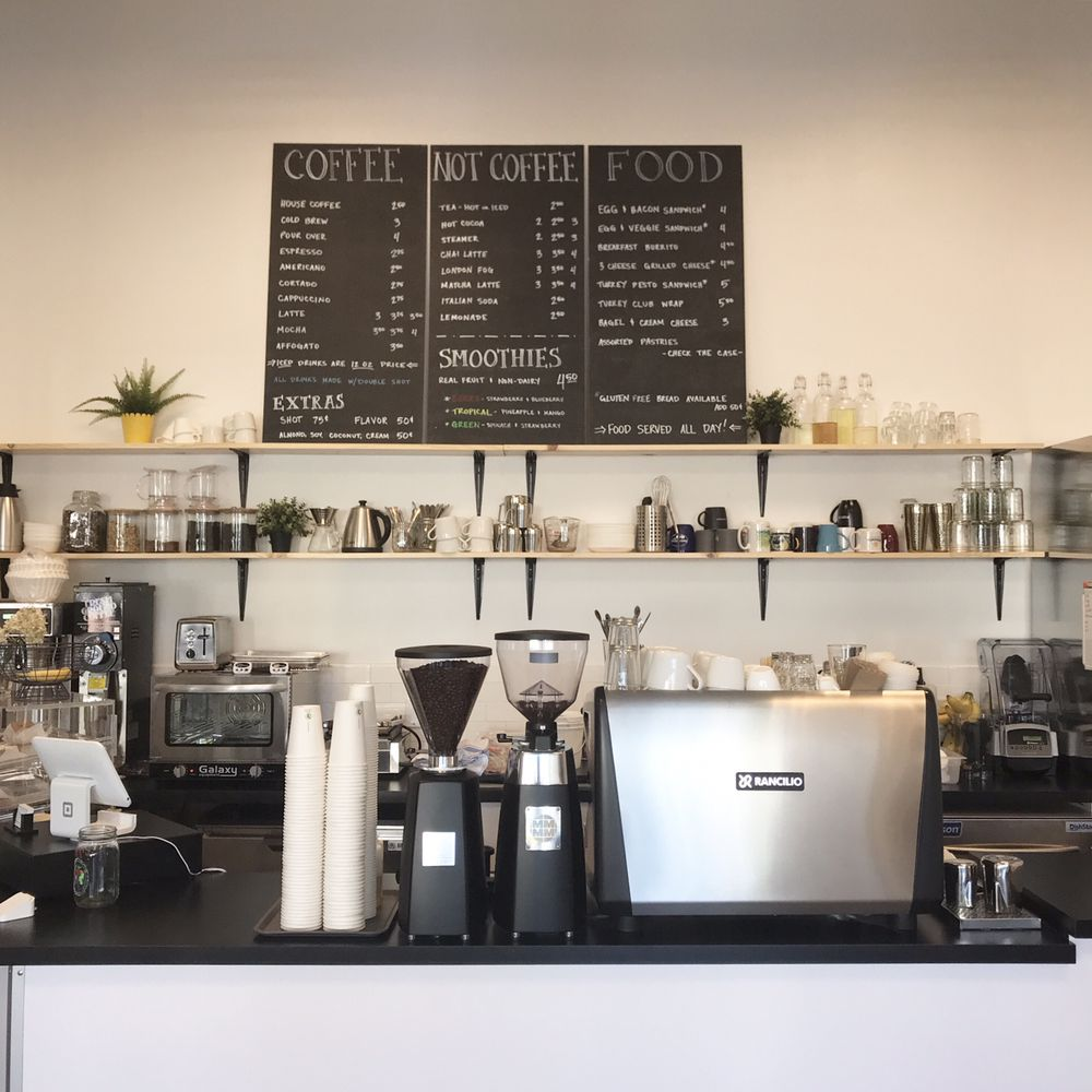 Mugs Coffee House: 550 S Main St, Lebanon, OR