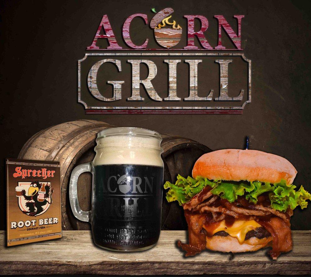 Acorn Grill: 418 1/2 S Section St, Sullivan, IN