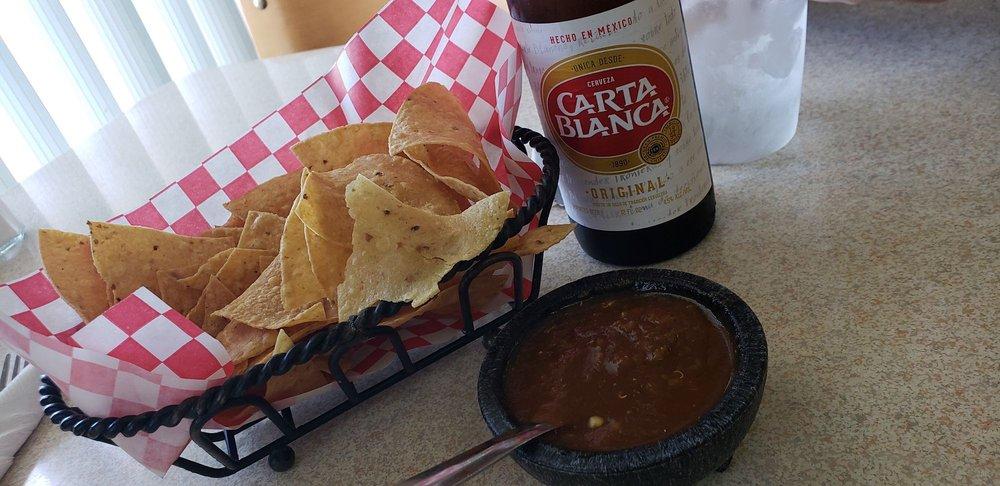 El Patio Cafe: 513 O'Reilly St, Presidio, TX