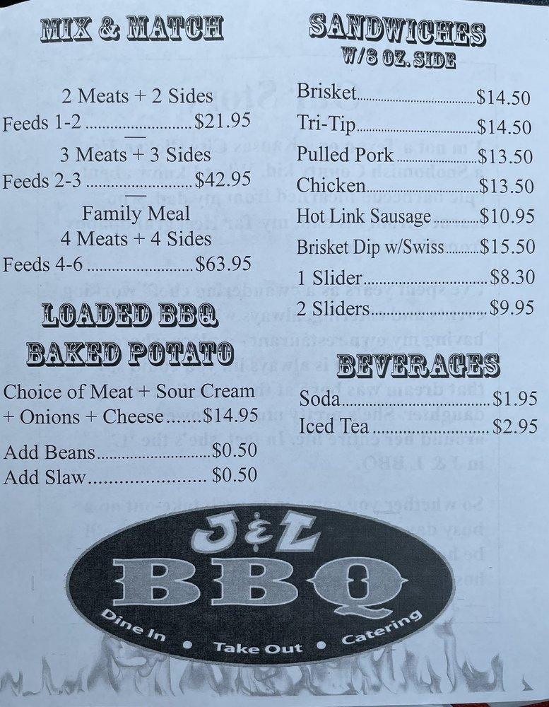 J & L BBQ: 19191 State Route 2, Monroe, WA