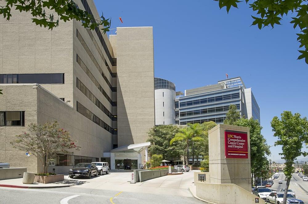 USC Norris Comprehensive Cancer Center located at 1441 Eastlake Ave