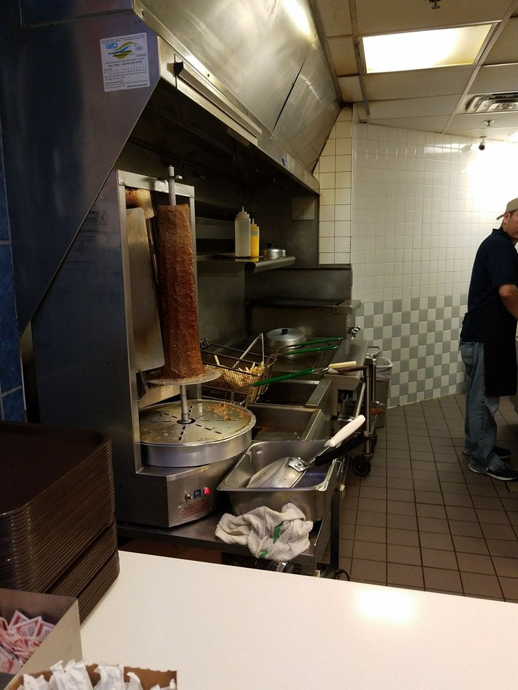 Greek Grill and Fry: 18 Burnsville Ctr, Burnsville, MN