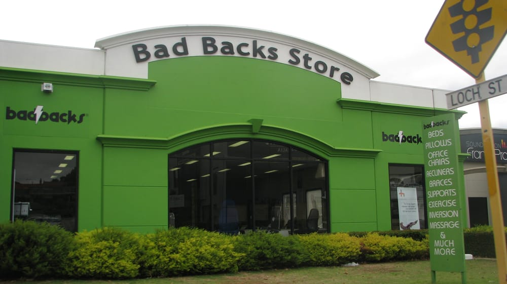 Bad Back Store Nedlands