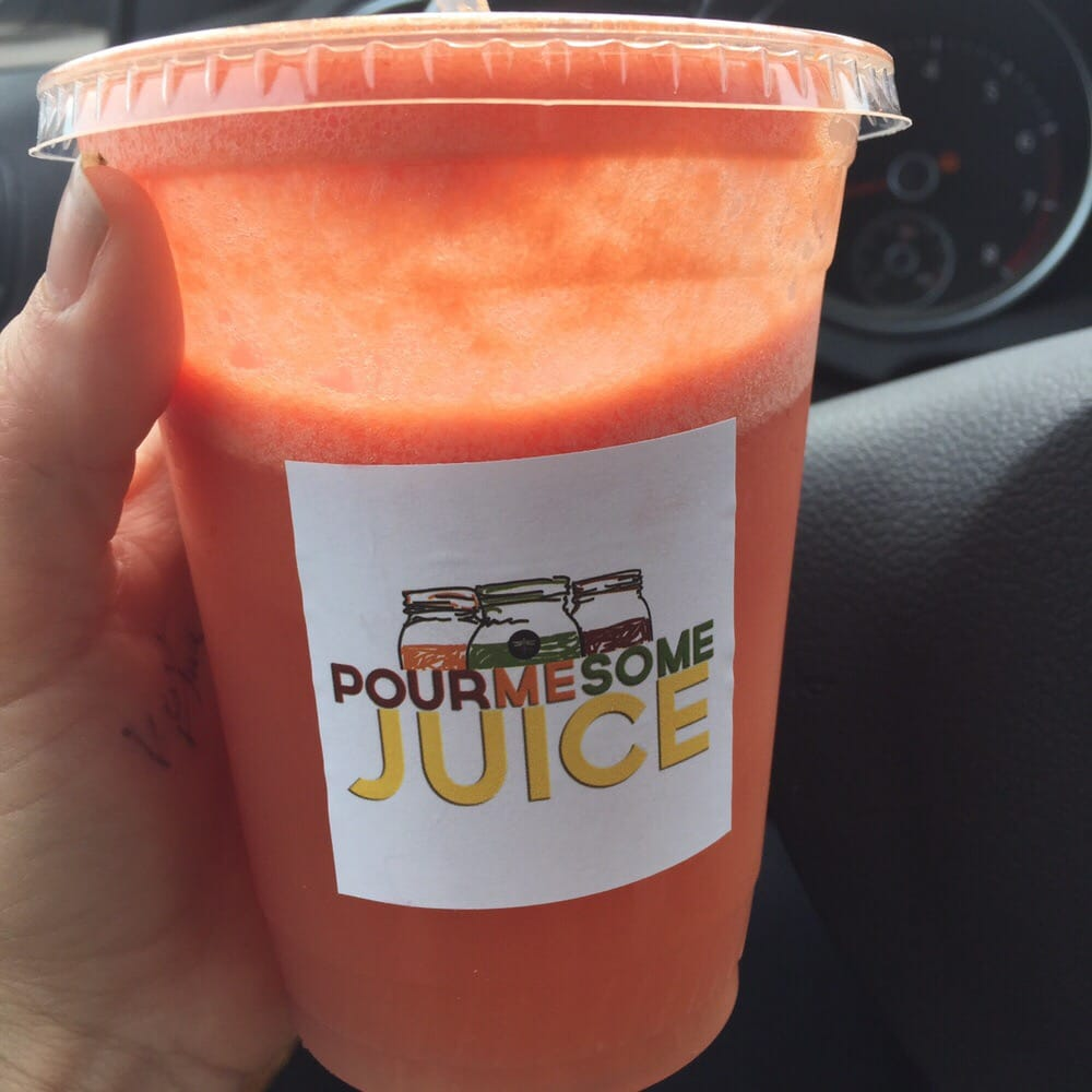 """Oh Yea... Watermelon And Pineapple. """"June Bloom""""... Yummy"""