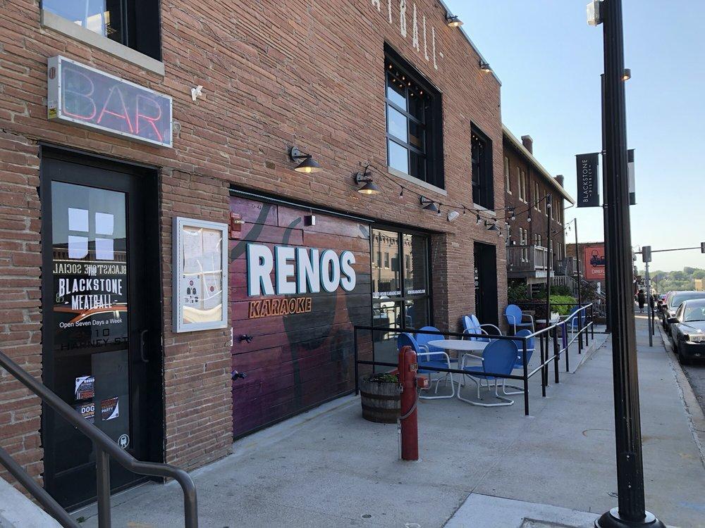 Reno's Karaoke: 3909 Farnam St, Omaha, NE