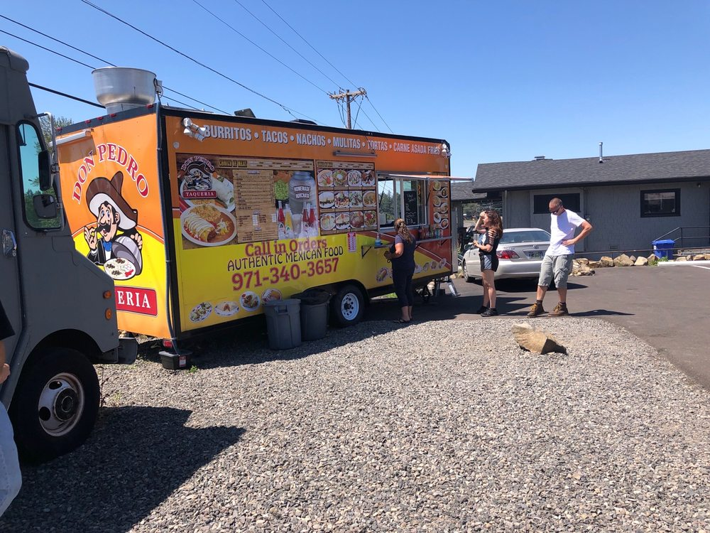 Don Pedro Taqueria 2: 14415 SE Wiese Rd, Damascus, OR