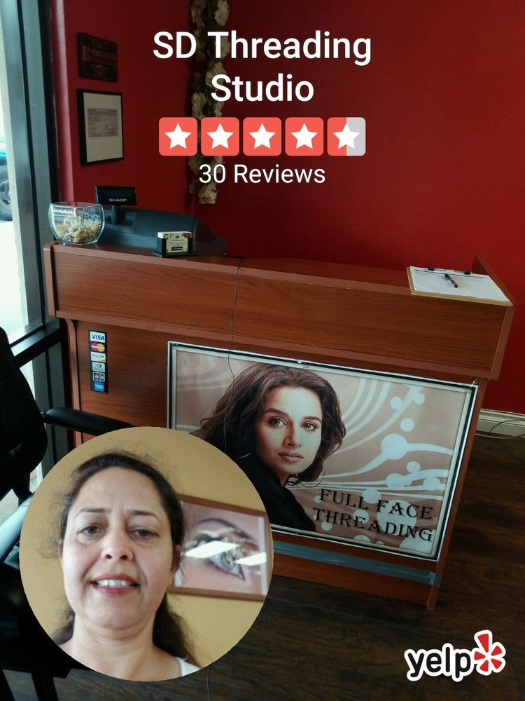 Sd Threading Studio 48 Photos 39 Reviews Henna Artists 306 W