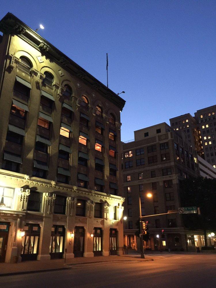 Flat Iron Building: 1000 Houston, Fort Worth, TX