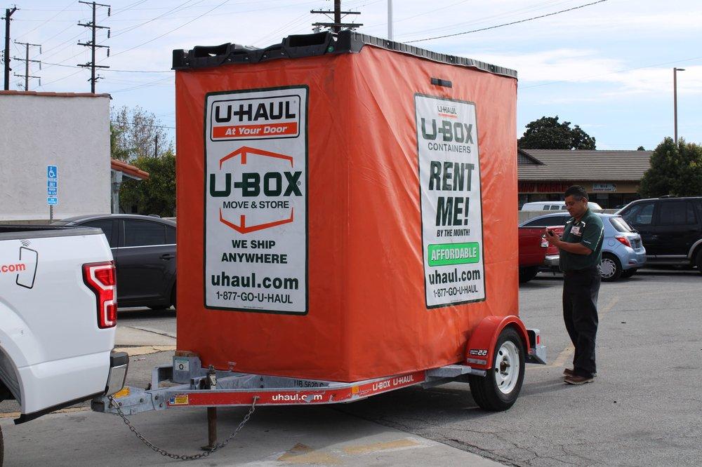 U-Haul at Atlantic Ave: 7842 Atlantic Av, Cudahy, CA
