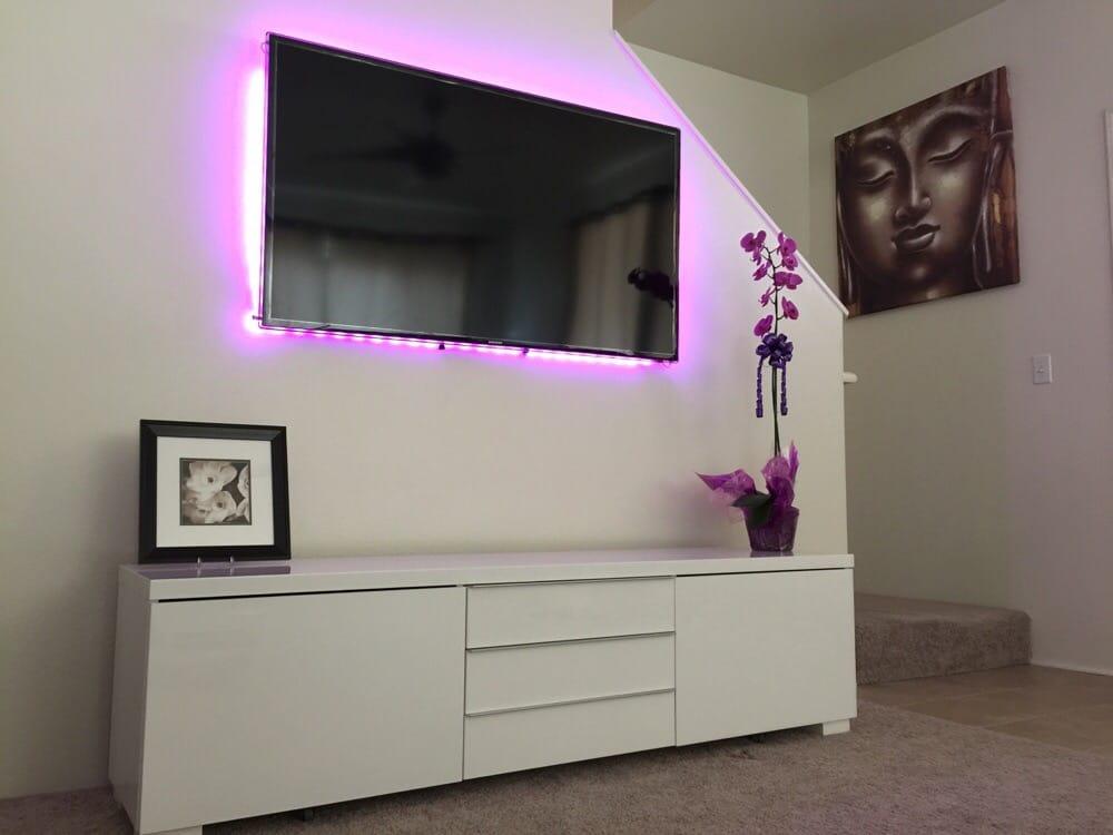 ikea besta burs media unit yelp. Black Bedroom Furniture Sets. Home Design Ideas
