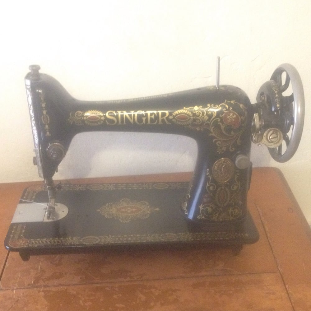 Singer Treadle From 1914 Yelp