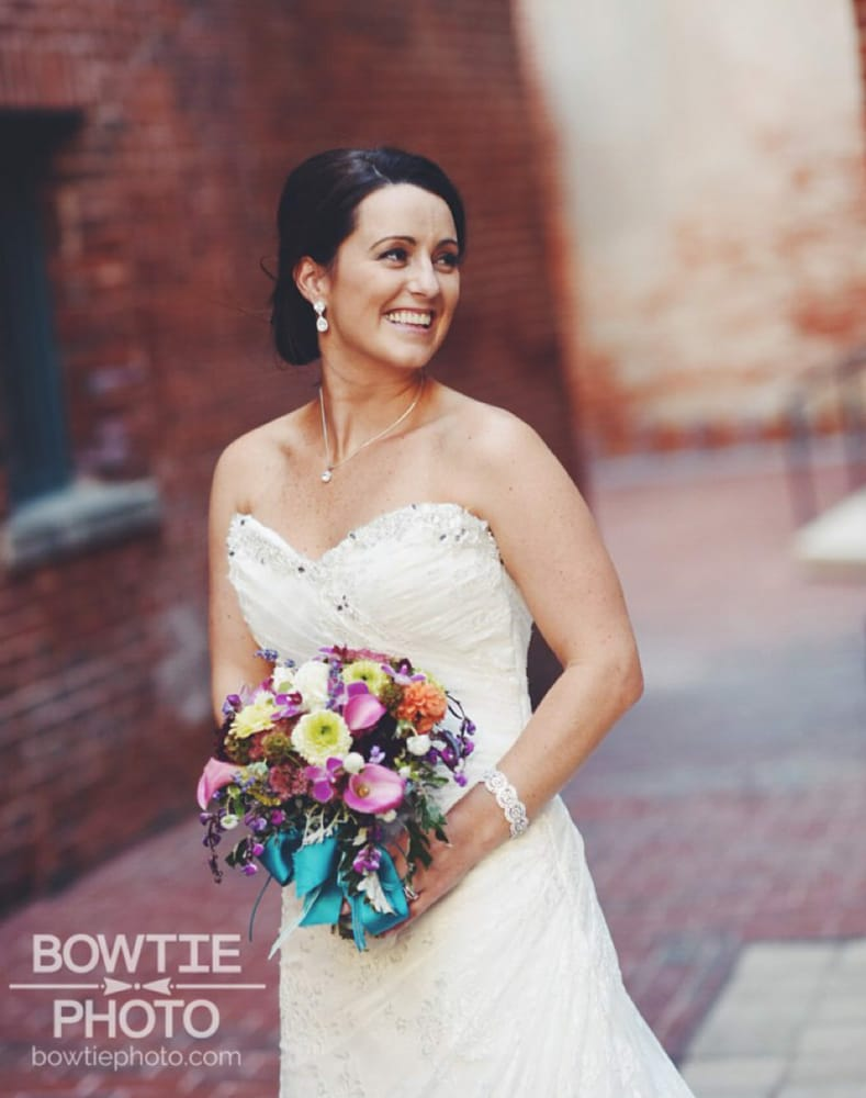 Down the Aisle in Style Wedding Hair and Makeup: Baltimore, MD