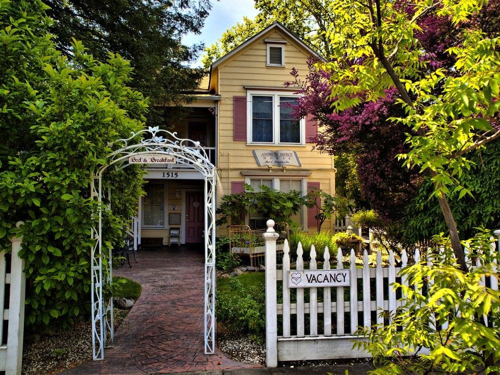 Ambrose Bierce House: 1515 Main St, Saint Helena, CA