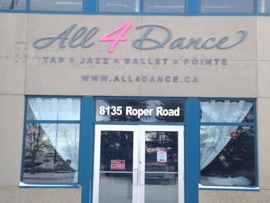 Edmonton Dance Shoe Stores