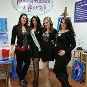Photo Of Paintbrushes And Party Poughkeepsie Ny United States