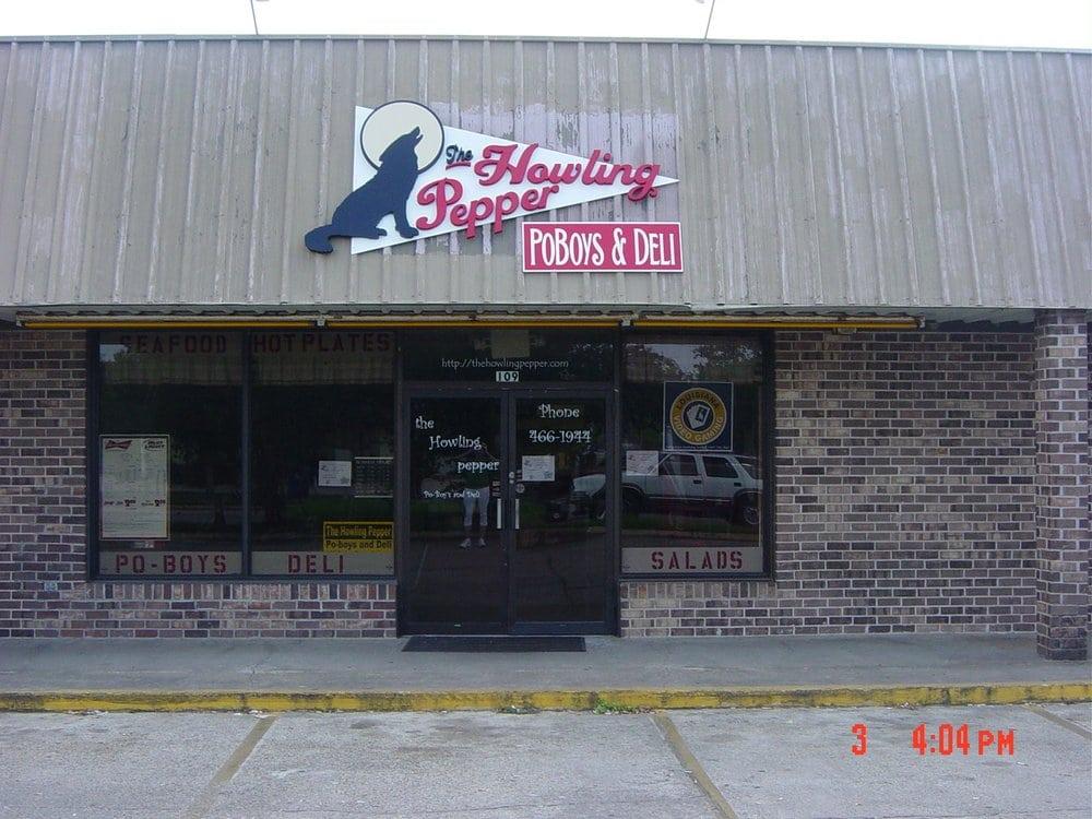 The Howling Pepper: 109 St Rose Ave, Saint Rose, LA