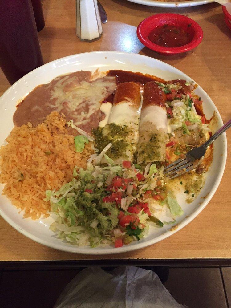 Vallarta Mexican Grill: 1301 W Wyatt Earp Blvd, Dodge City, KS