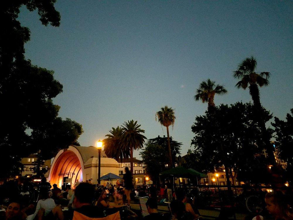 Levitt Pavilion Pasadena: 85 E Holly St, Pasadena, CA