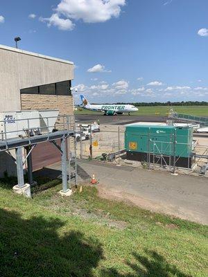 Trenton Mercer Airport (TTN) Bear Tavern Rd West Trenton, NJ