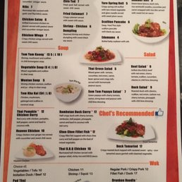 Photos for aroy dee thai kitchen menu yelp for Aroy thai cuisine menu