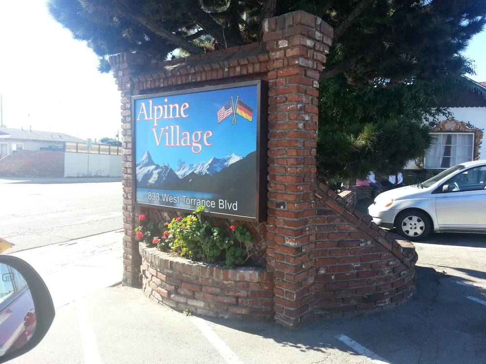 alpine village swap meet in torrance