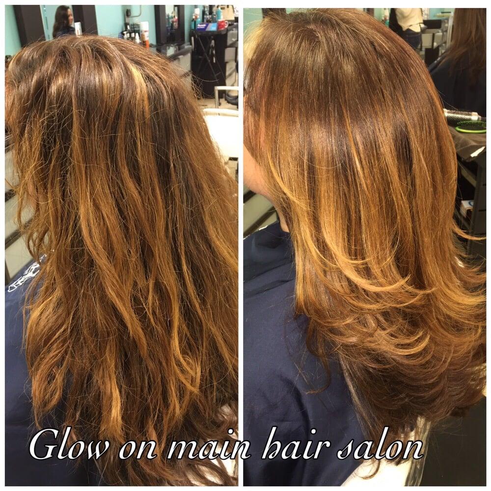 Glow On Main Hair Salon 40 Photos Hair Salons 505 N Main St