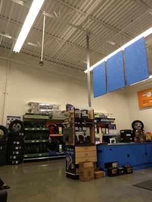 Walmart Auto Care Centers 8270 Delta Shores Cir S Sacramento