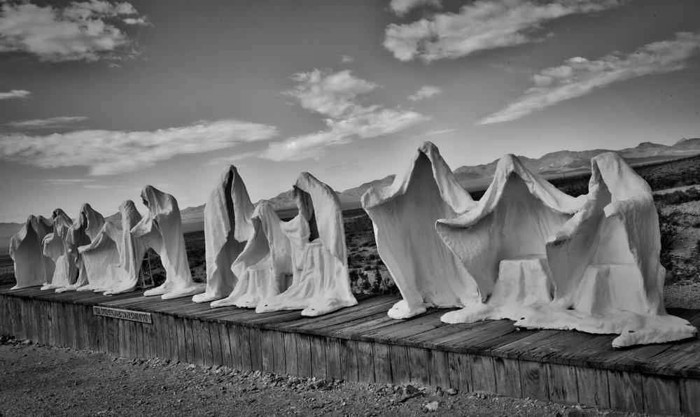 Rhyolite Ghost Town: Rhyolite Rd Hwy 374, Beatty, NV