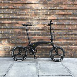 ae02ab98510 Photo of Freedom Folding Bikes - Boulder, CO, United States. Carbon fiber  Hummingbird
