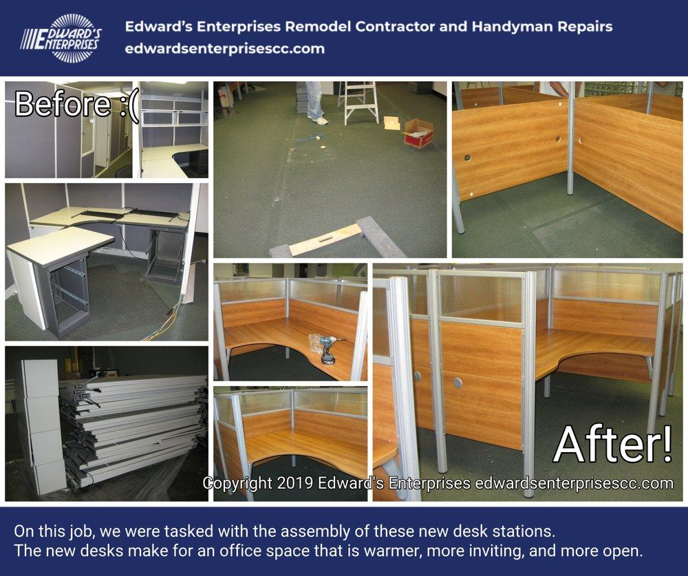 Edward's Enterprises General Contractor & Handyman