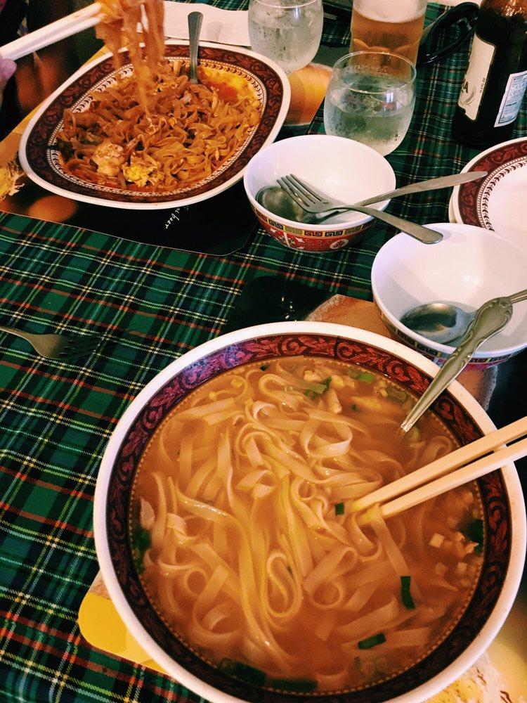 Thai Hut Restaurant: 120 E Foster Rd, Santa Maria, CA