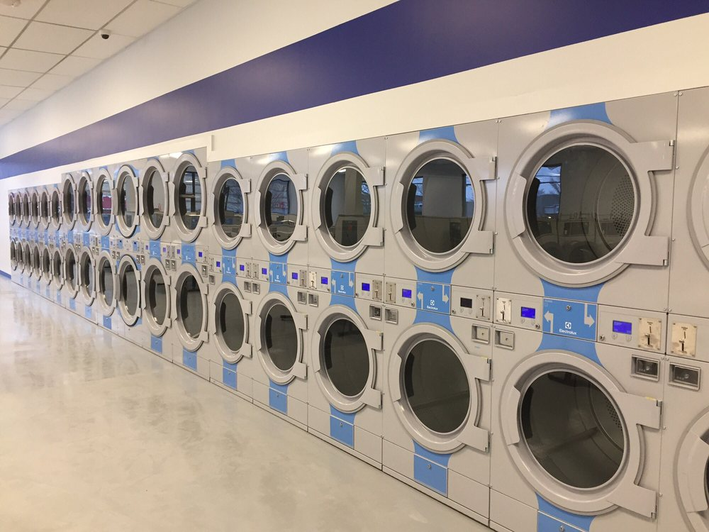 Heights Laundry Center