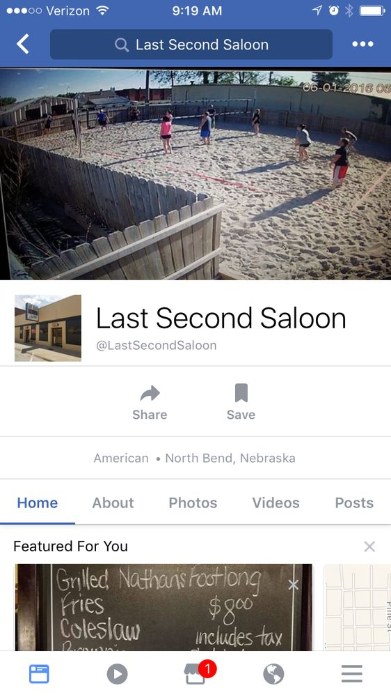 Last Second Saloon: 644 North Main St, North Bend, NE