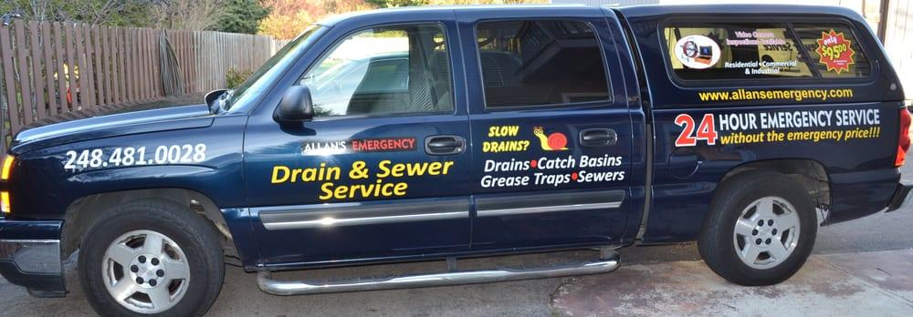 Allans Emergency Drain & Sewer: 6614 Faircloth Bridge Rd, Stedman, NC