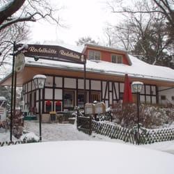 Photo Of Rodelhütte   Berlin, Germany. Rodelhütte, Berlin Zehlendorf