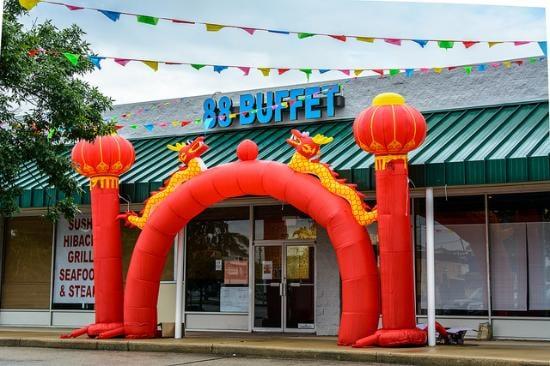 88 buffet: 3300 E Main St, Richmond, IN