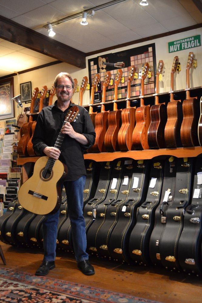 The Classical Guitar Store: 2038 Sansom St, Philadelphia, PA