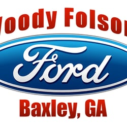 Woody Folsom Ford Baxley Ga >> Woody Folsom Ford Car Dealers 1633 Golden Isle W Baxley Ga