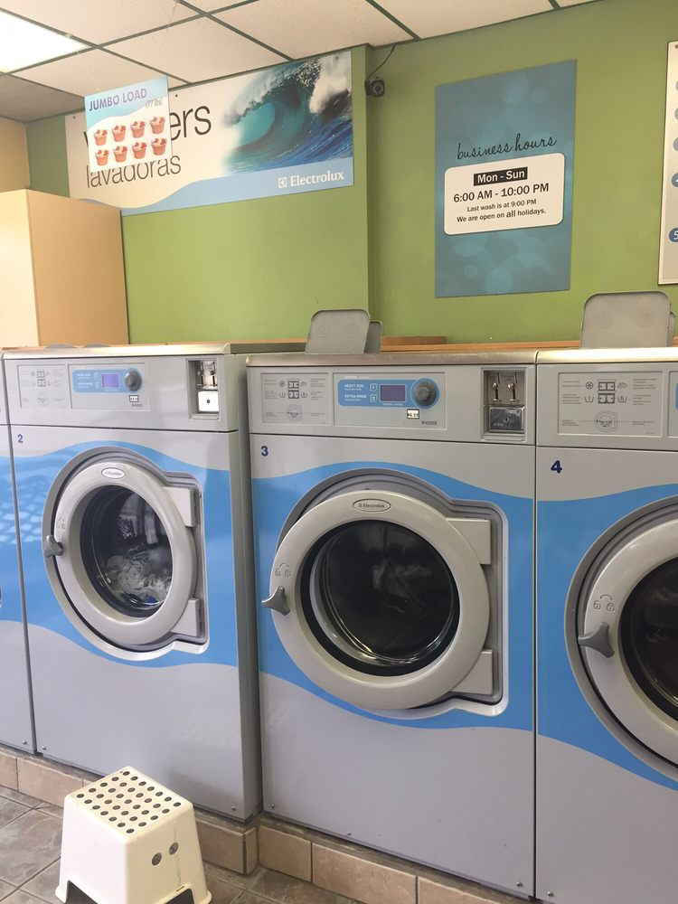 New World Coin Laundry