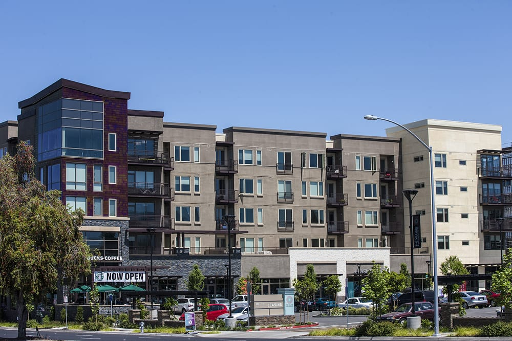 Carmel The Village Apartments Mountain View Ca