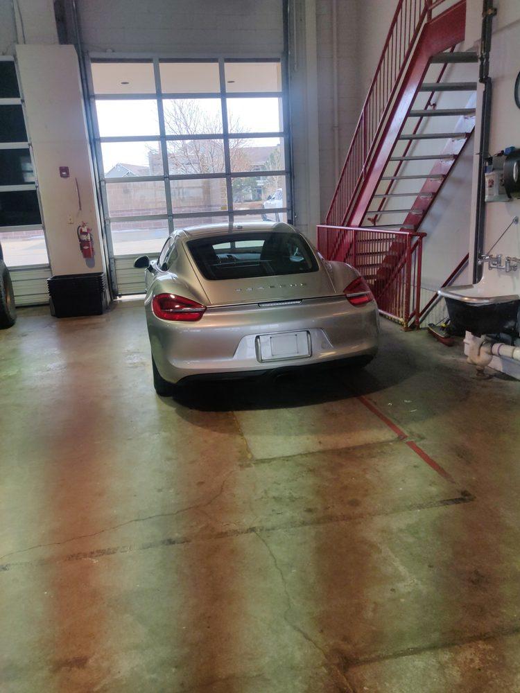 SimplyEuro Automotive Repair: 7520 Village Square Dr, Castle Rock, CO