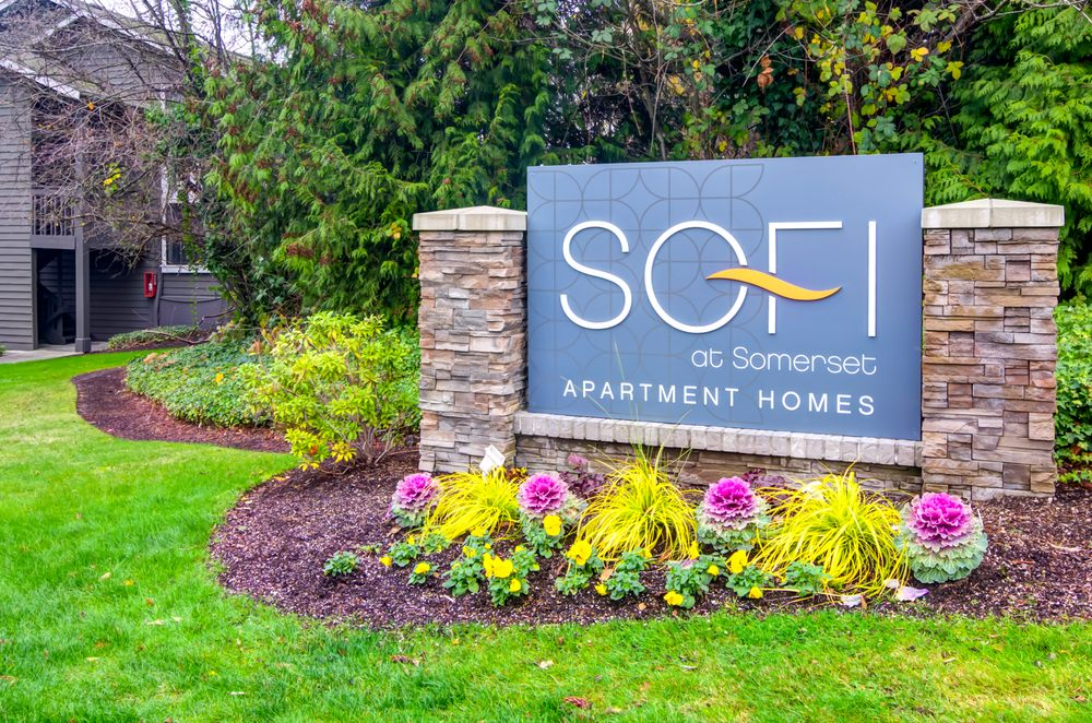 Sofi at Somerset: 13180 SE Newport Way, Bellevue, WA