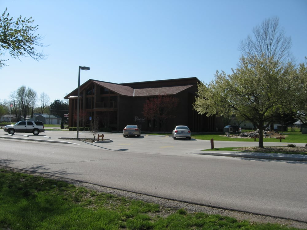 First National Bank of Odon: 501 W Main St, Odon, IN