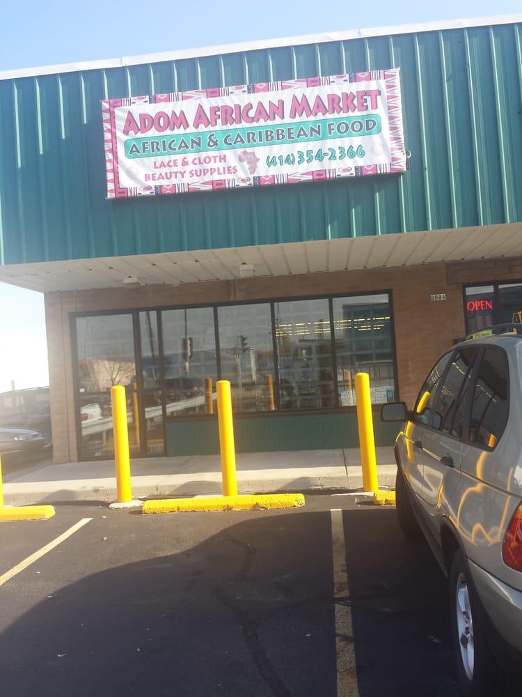 Adom African Market
