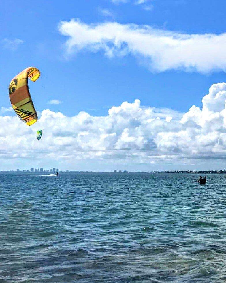 South Florida Kiteboarding: 3301 Rickenbacker Cswy, Miami, FL